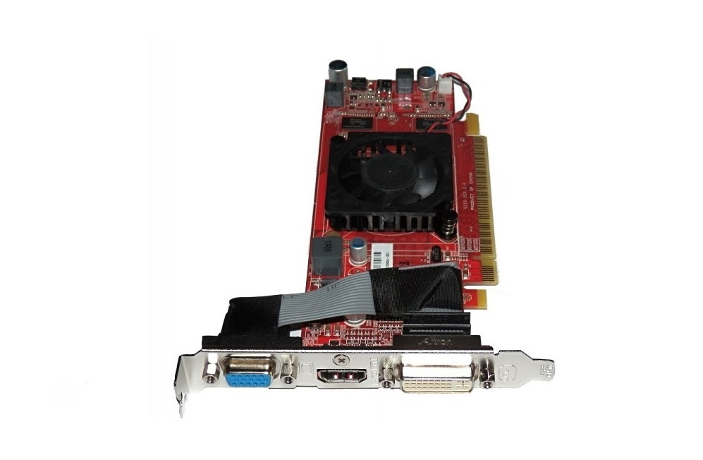 1GB HP AMD Radeon HD 8350 DVI VGA HDMI PCI Express x16 Graphics Card HD8350 729084-001