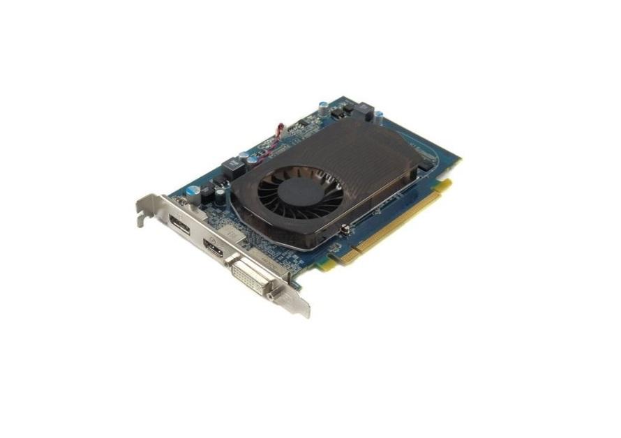 1GB HP ATI Radeon HD5570 DVI HDMI DisplayPort PCI Express x16 Card 599983-001