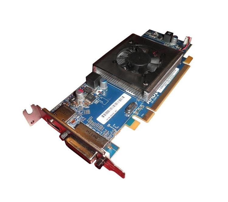 Hp 512MB Hd 6450 Dvi Hdmi Pci Express x16 Low Profile Graphics Card 634479-001