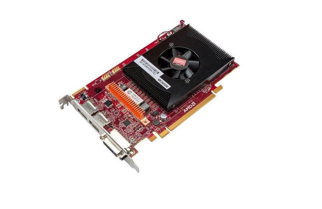 2GB Barco MXRT-5500 DVI 2x DisplayPort PCI Express 3.0 x16 GDDR5 Graphics Card K9306036