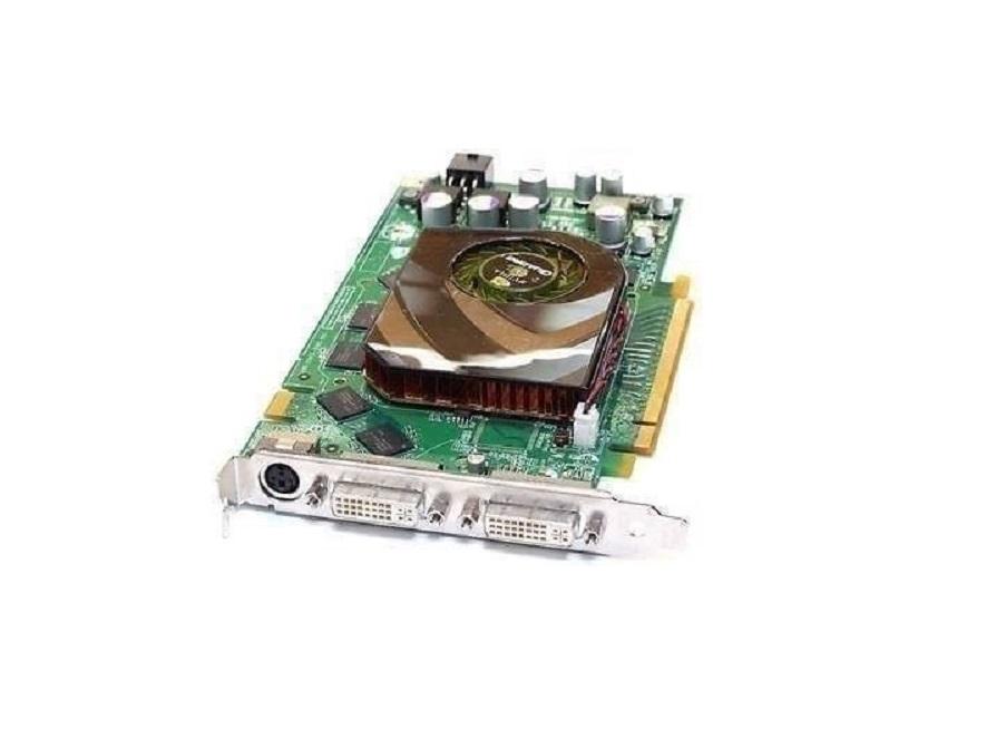 256MB Dell Quadro FX3450 DDR3 Dual DVI PCI-Express OEM T9099 Graphics Card