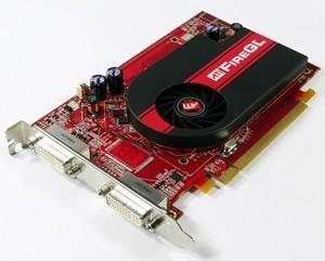 Hp 256MB Ati Firegl V3350 Pci Express Dual Dvi Workstation Video Card RV705AA