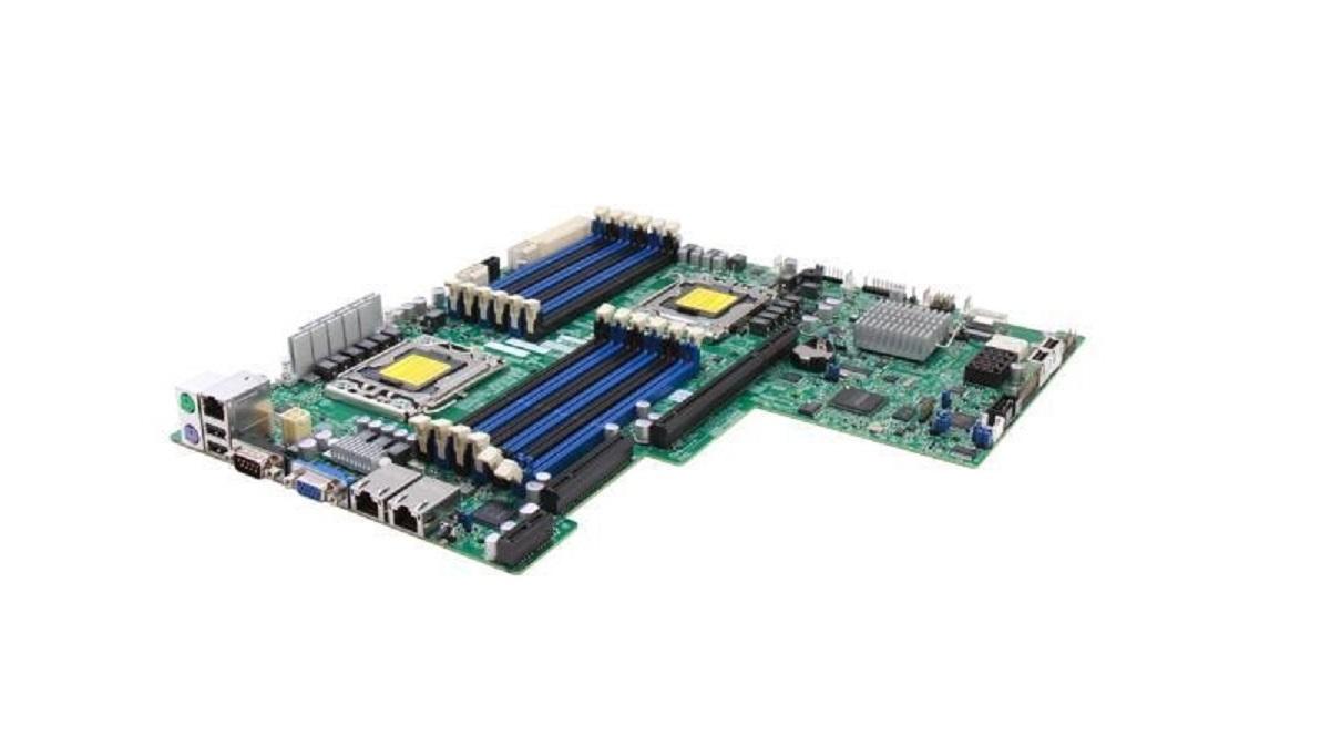 Super Micro X9DBU-IF Intel C602 Chipset DDR3 Dual Socket B2 LGA1356 Motherboard MBD-X9DBU-IF-B