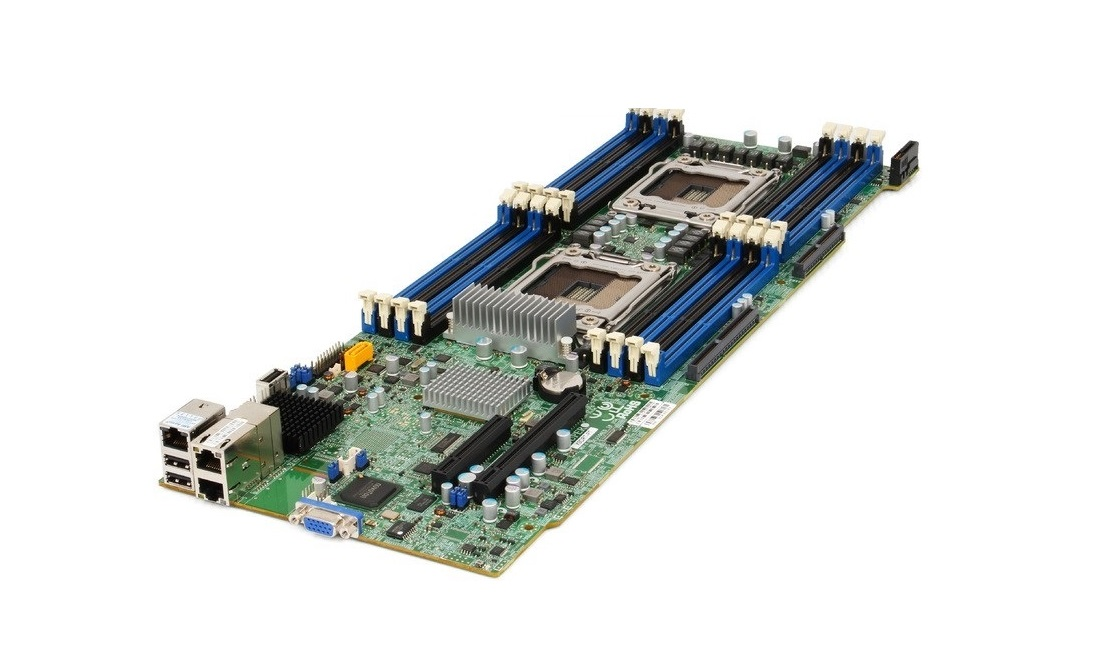 Supermicro X9DRT-PT Intel C602 Chipset DDR3 Dual Socket LGA2011 MBD-X9DRT-PT-B Server Motherboard