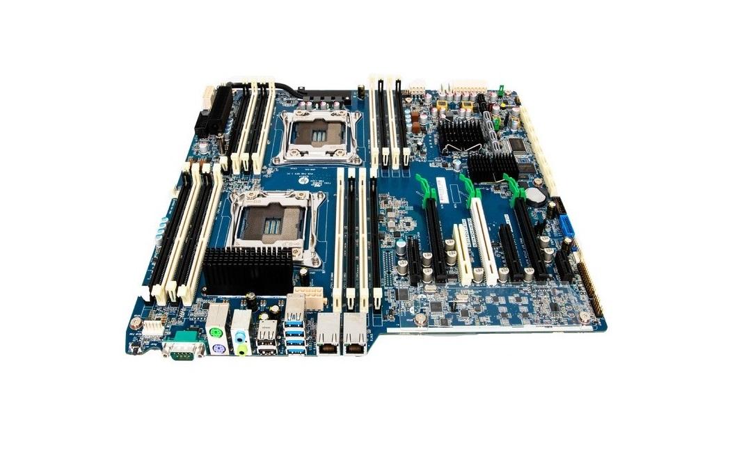 Hp System Board Motherboard Dual LGA2011-3 For Z840 Workstation 761510-001
