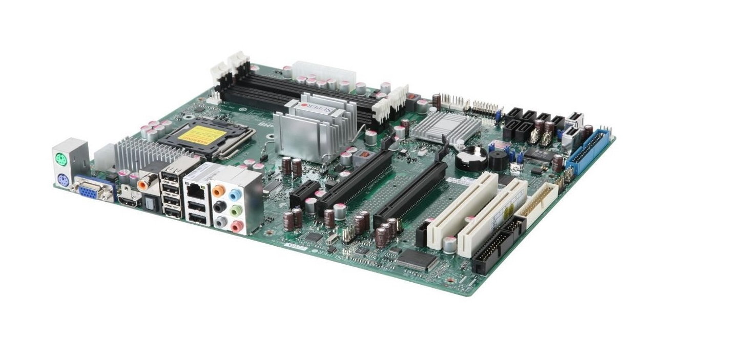 Supermicro C2SEA Intel Core 2 Extreme DDR3 Single Socket LGA775 Atx Motherboard MBD-C2SEA-B