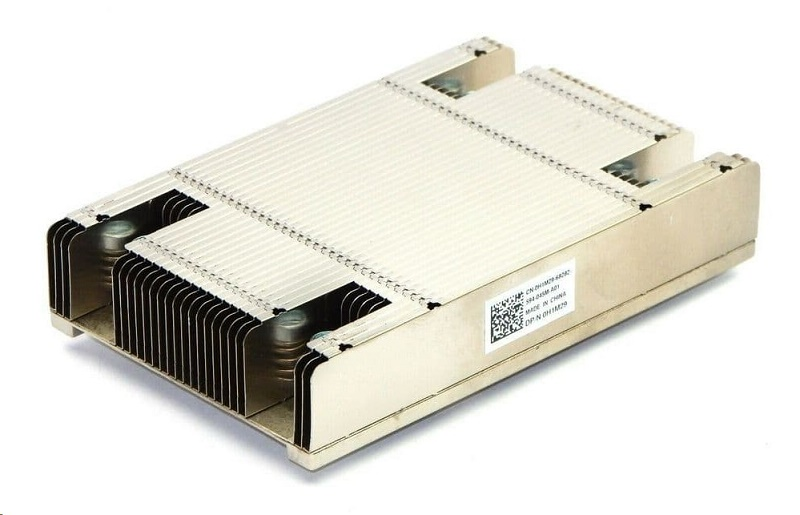 Dell Cpu Cooling Heatsink For Poweredge R630 0H1M29 H1M29