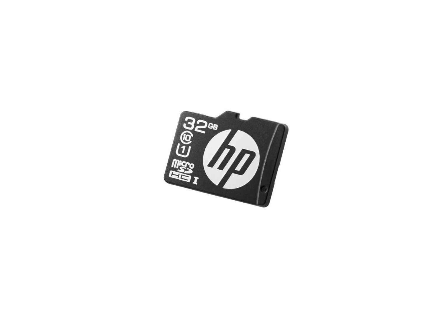 32GB HP Microsd High Capacity Class 10 Flash Memory Card 700139-B21