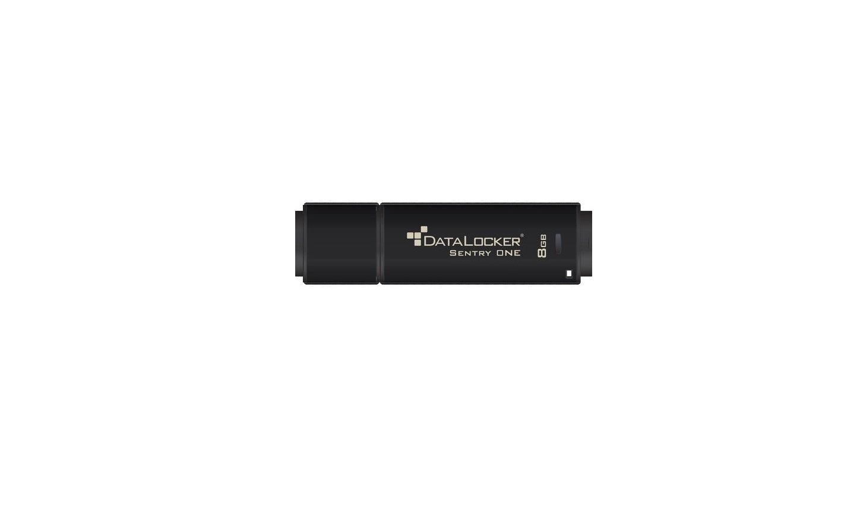 Data Locker 8GB Datalocker Sentry one Encrypted Usb 3.1 Flash Drive SONE008