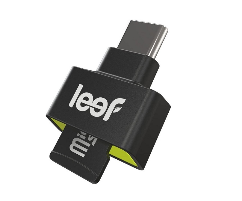 Leef Access Type-C Micro Sd Card Reader For Android Phones Tablets Macbook Drones LACC00KK000A1