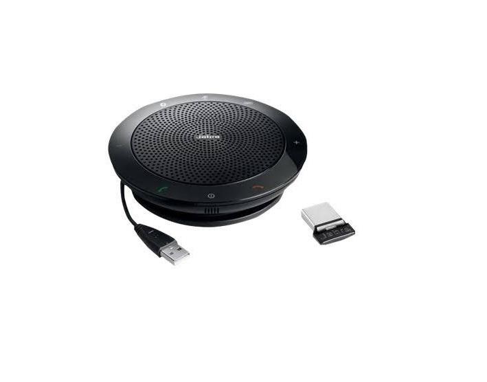 Jabra Speak 510+ Ms Bluetooth Usb Speakerphone 7510-309