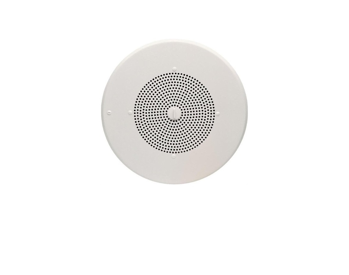 Valcom VIP120A ONE-WAY 8 IP Ceiling Speaker VIP-120A