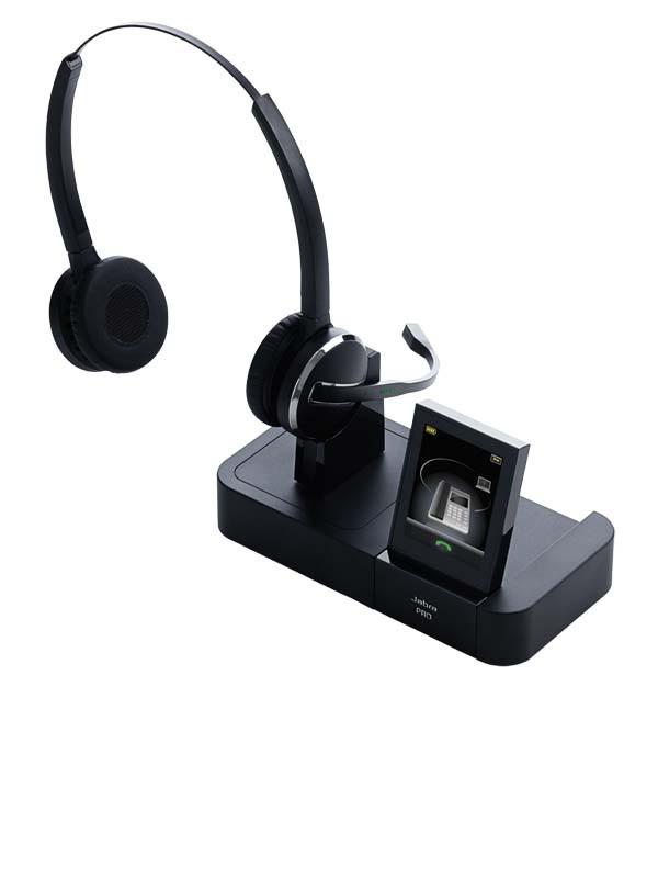 Jabra Pro 9460 DUO Wireless Headset 946069707105 9460-69-707-105