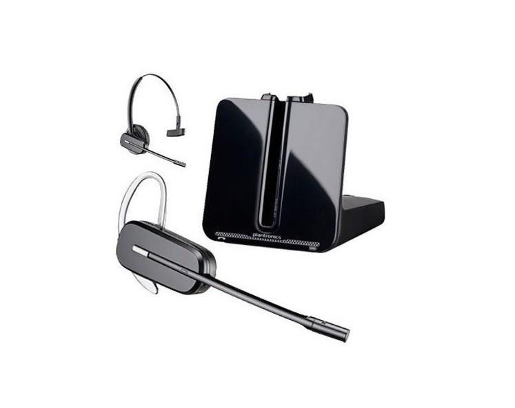 Plantronics CS540 Wireless Convertible Dect 6.0 Over the Ear Headset Black 84693-01