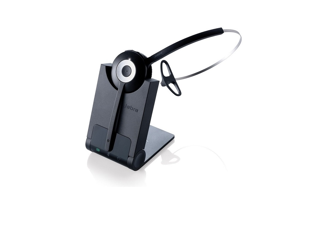 Jabra Pro 930 Headset Mono USB Wireless Over-the-head Behind-the-Neck 930-65-509-105