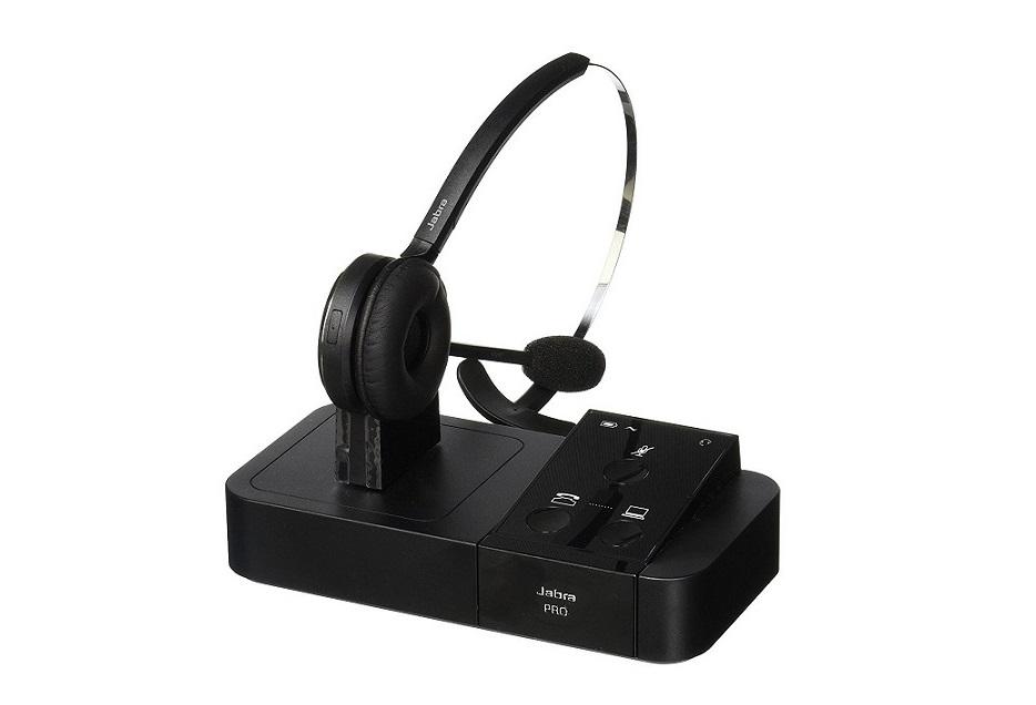 Jabra Pro 9450 Mono Wireless Dect Over-the-head Semi-Open 9450-65-707-105