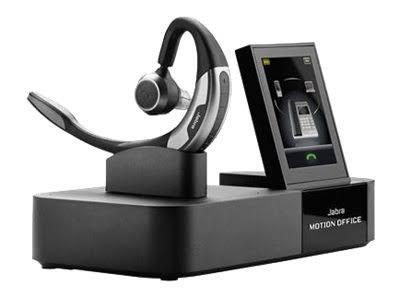 Jabra Motion Office Wireless BlueTooth Headset 6670-904-105