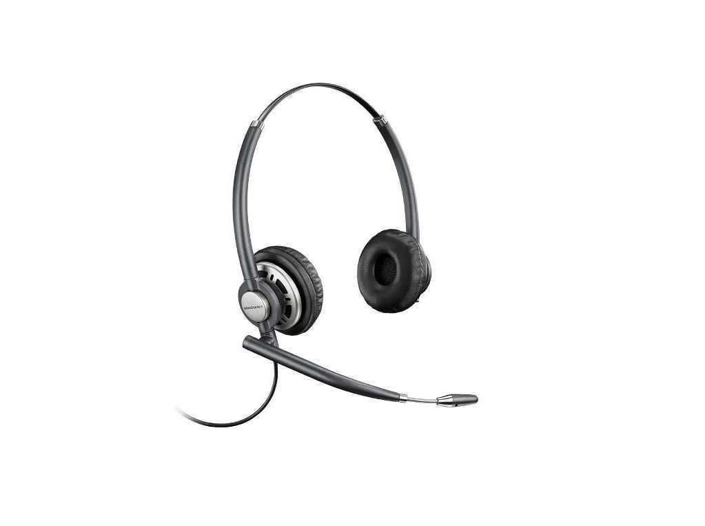 Plantronics 78716-101 Encorepro HW720D Headset W Noise Cancelling Microphone