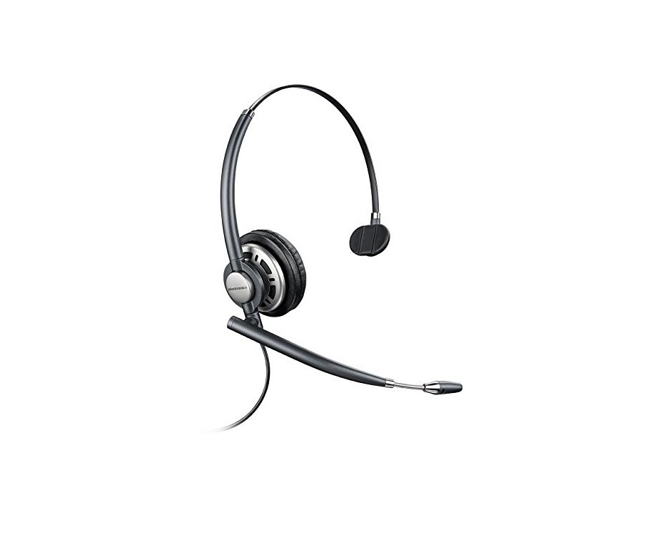 Plantronics HW710D Encore Pro 700 Over-the-Ear Monaural Headset 78715-101