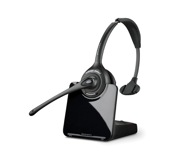 Plantronics CS500 XD Series CS510-XD Wireless Mono Headset 88284-01