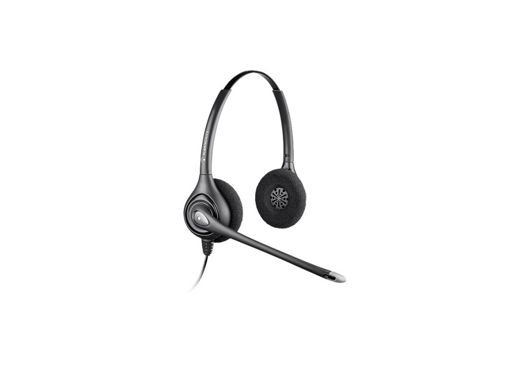 Plantronics Supraplus D261N Stereo USB Wired Over-the-head Headset 80762-41