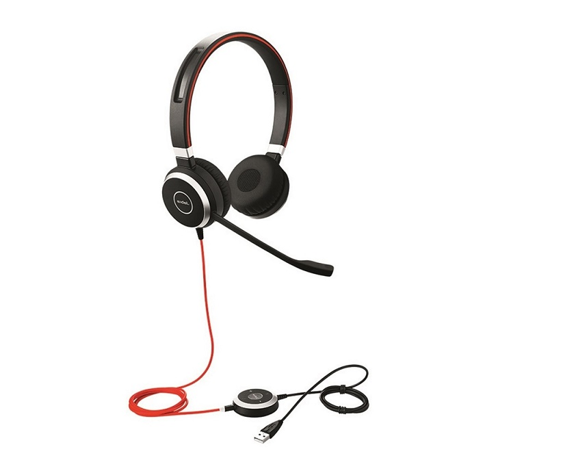 Jabra Evolve 40 UC Stereo Headset 6399-829-209