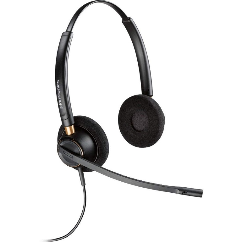Plantronics EncorePro HW520D Headset Only 203192-01