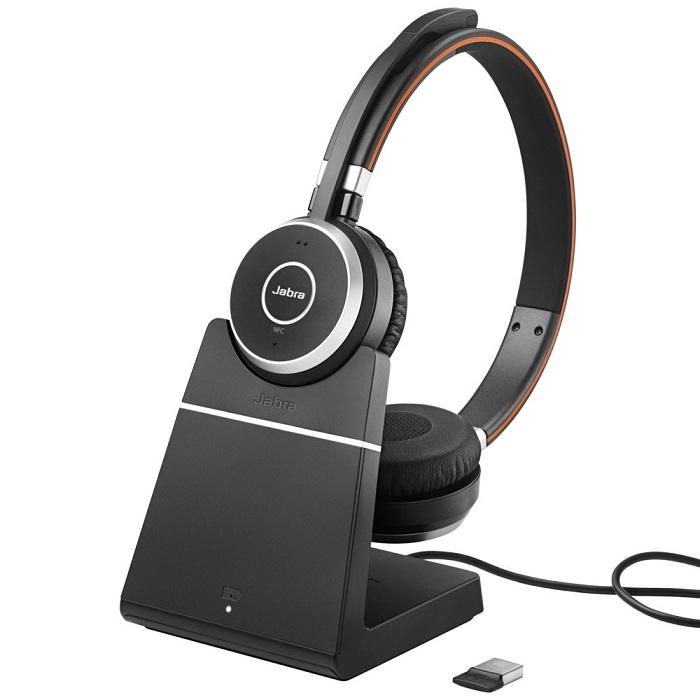 Jabra Evolve 65 MS Stereo Headset 6599-823-399