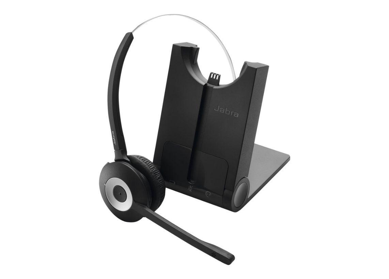 Jabra Pro 930 Uc Wireless Headset GSA930-65-509-105 930-65-509-105