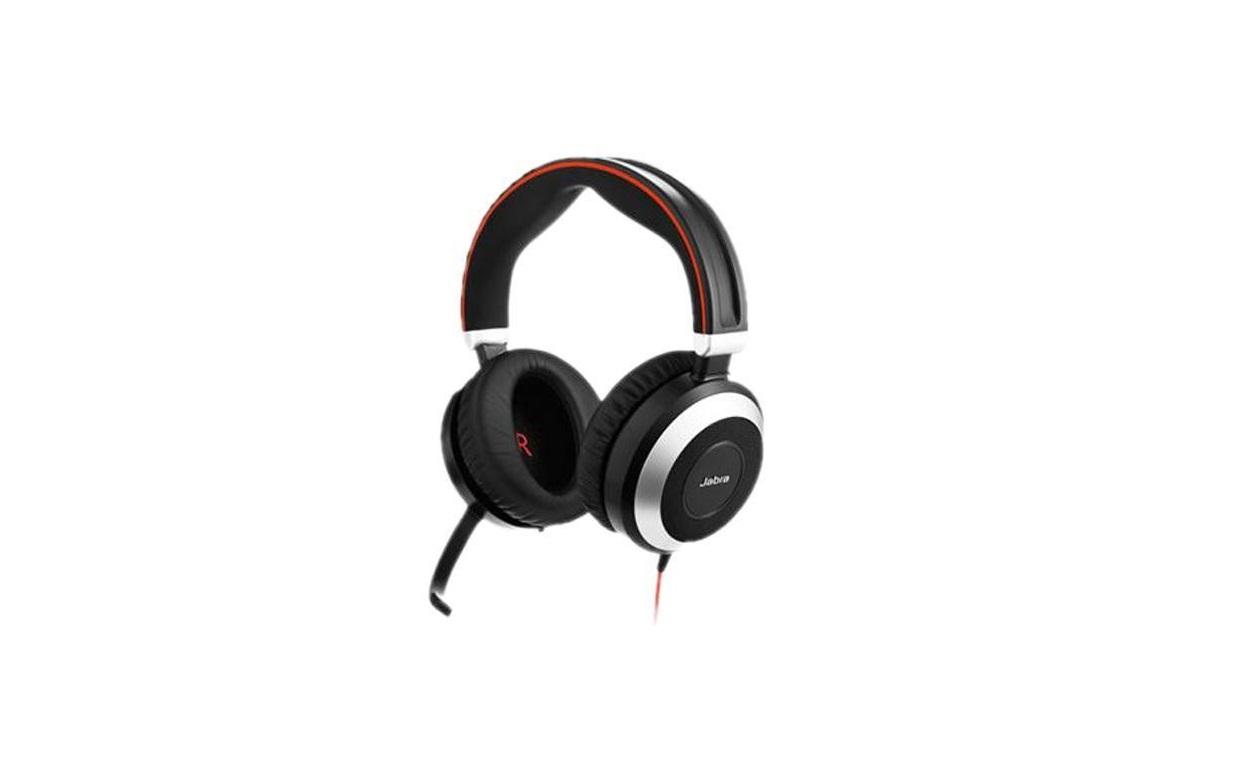 Jabra Evolve 80 Stereo Headset 14401-11