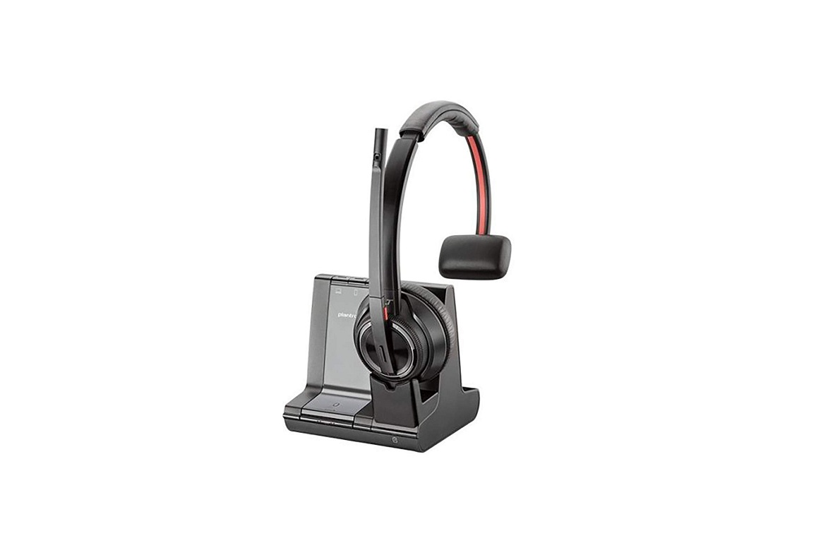 Plantronics Savi 8210M Wireless Dect Headset System 207322-01