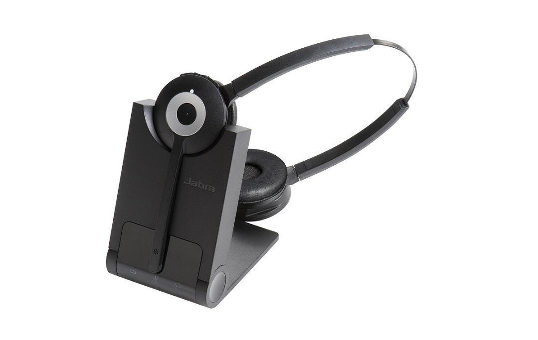 Jabra Pro 930 Duo Wireless Headset W Microphone 930-69-509-105