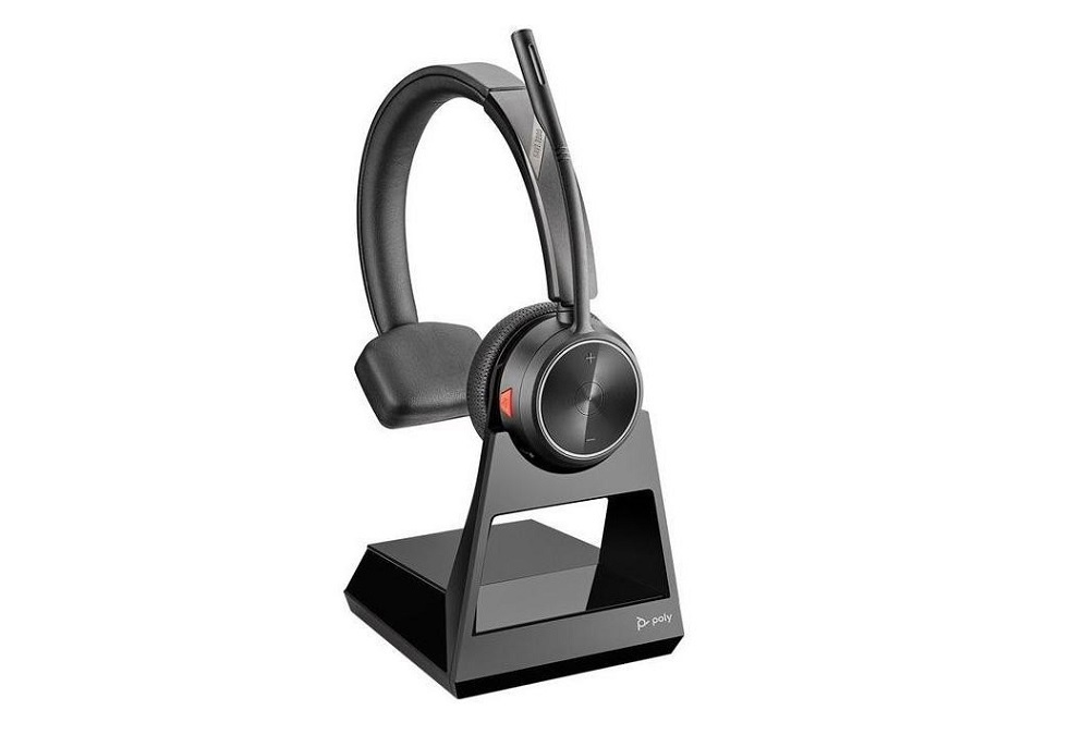 Plantronics Savi 7210 Office Monaural Wireless Headset System 213010-01