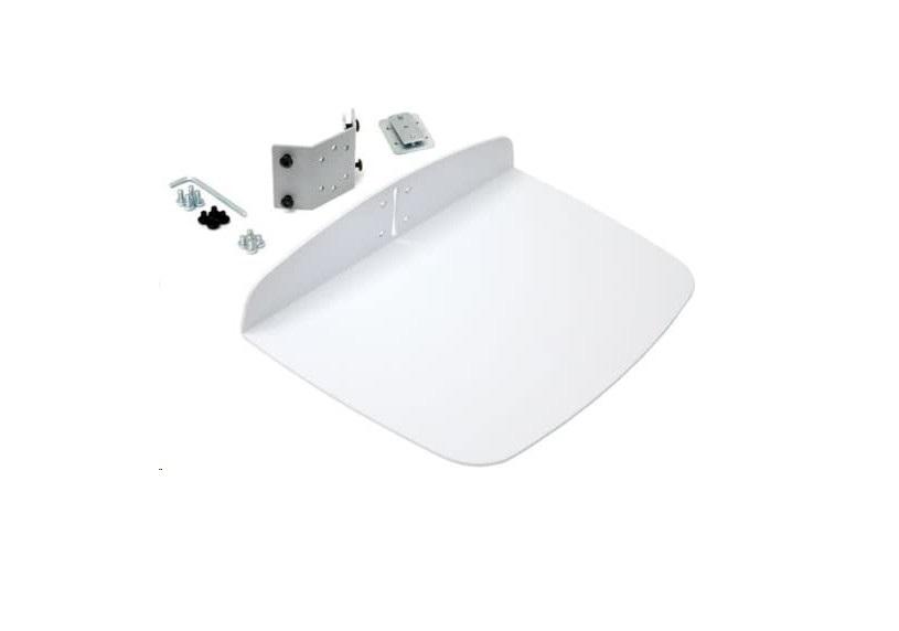Ergotron Styleview Helf 12 Width X 8 Depth White For Ergotron Carts 97-507-216