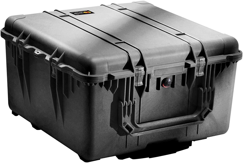 Pelican 1640-000-110 Transport Case With Foam Black 1640-000-110