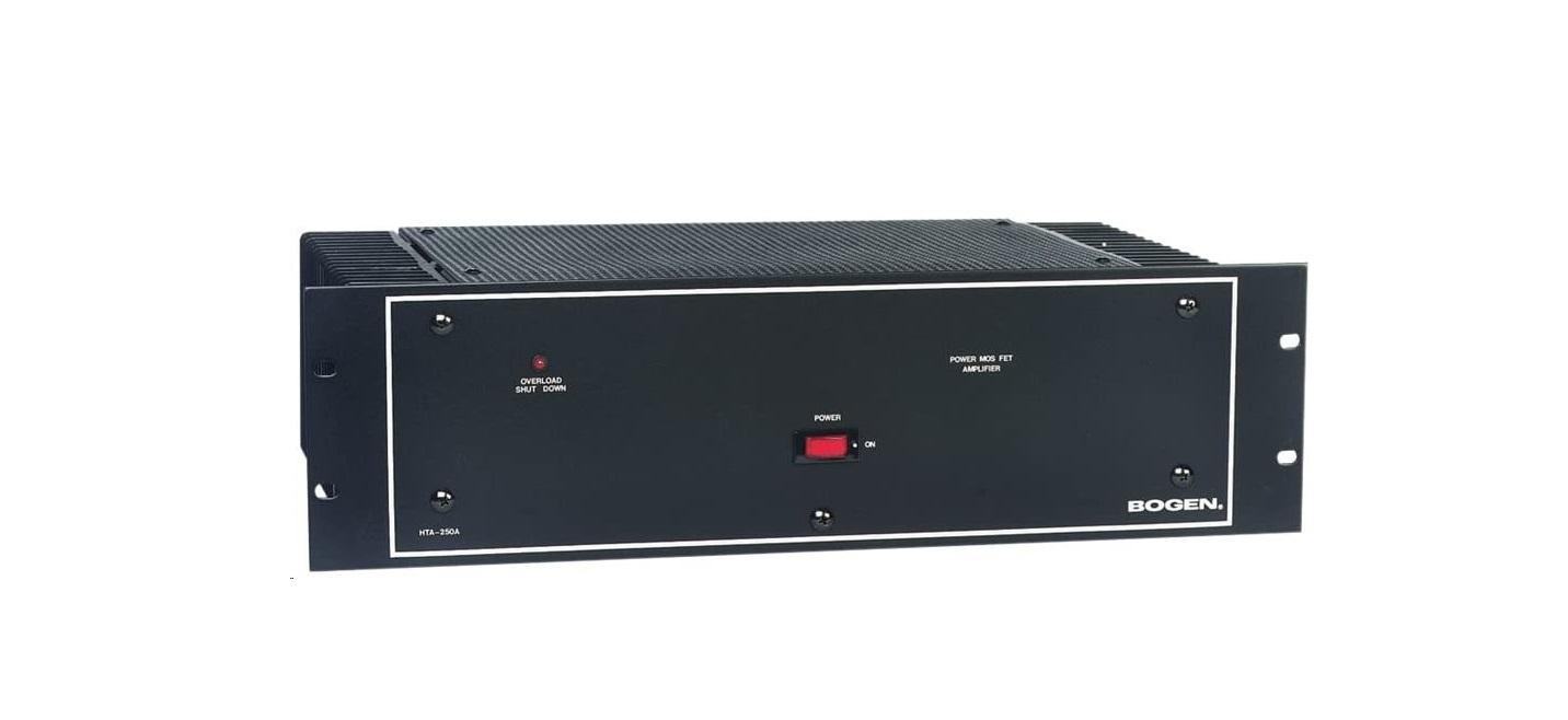 Bogen 125W Power Mosfet HTA125A Professional Amplifier
