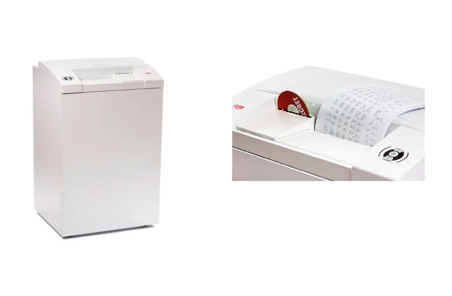 Intimus 175 Hybrid High Security P-7 Paper CD Shredder 297764