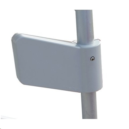 Terrawave 6dBi Left Facing Angled Handrail Antenna TW-HE-06042-6L