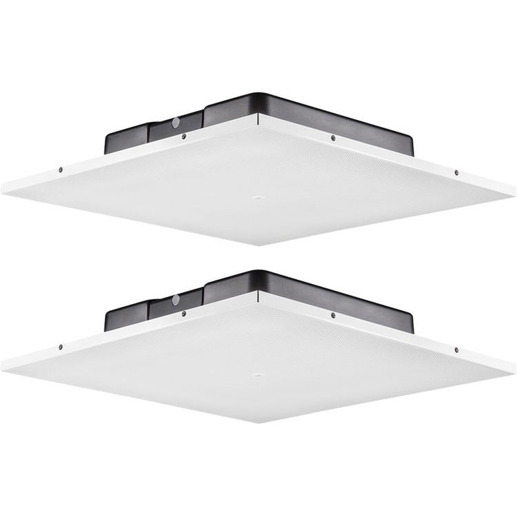 JBL 2 X 2' Low-Profile Lay-In Ceiling Tile Loudspeaker Pack of 2 LCT81C/T