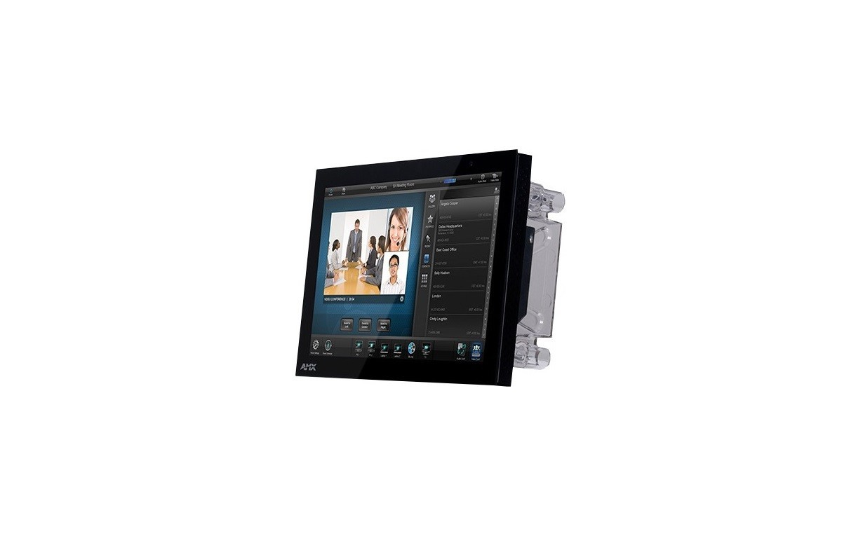 10.1 AMX Modero X Wall Flush Mount Touch Panel No Cam No MIC FG5968-25