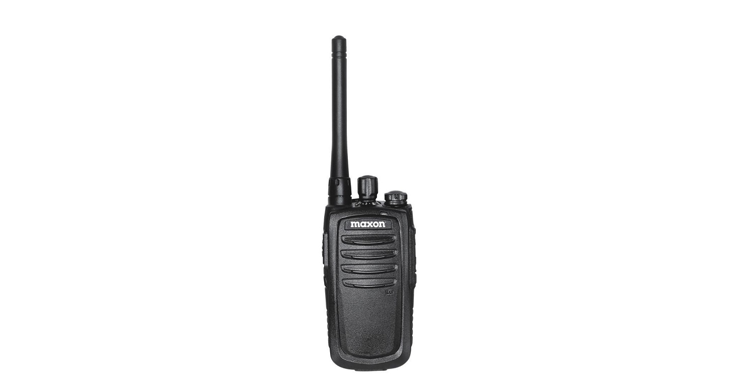 Tecnet TS-2416 Uhf 2-Way Radio Kit Black