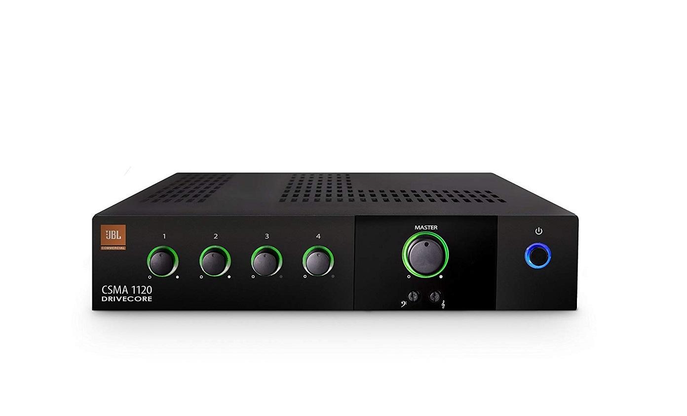JBL Csma 1120 Commercial Series Mixer Amplifier 120W CSMA1120