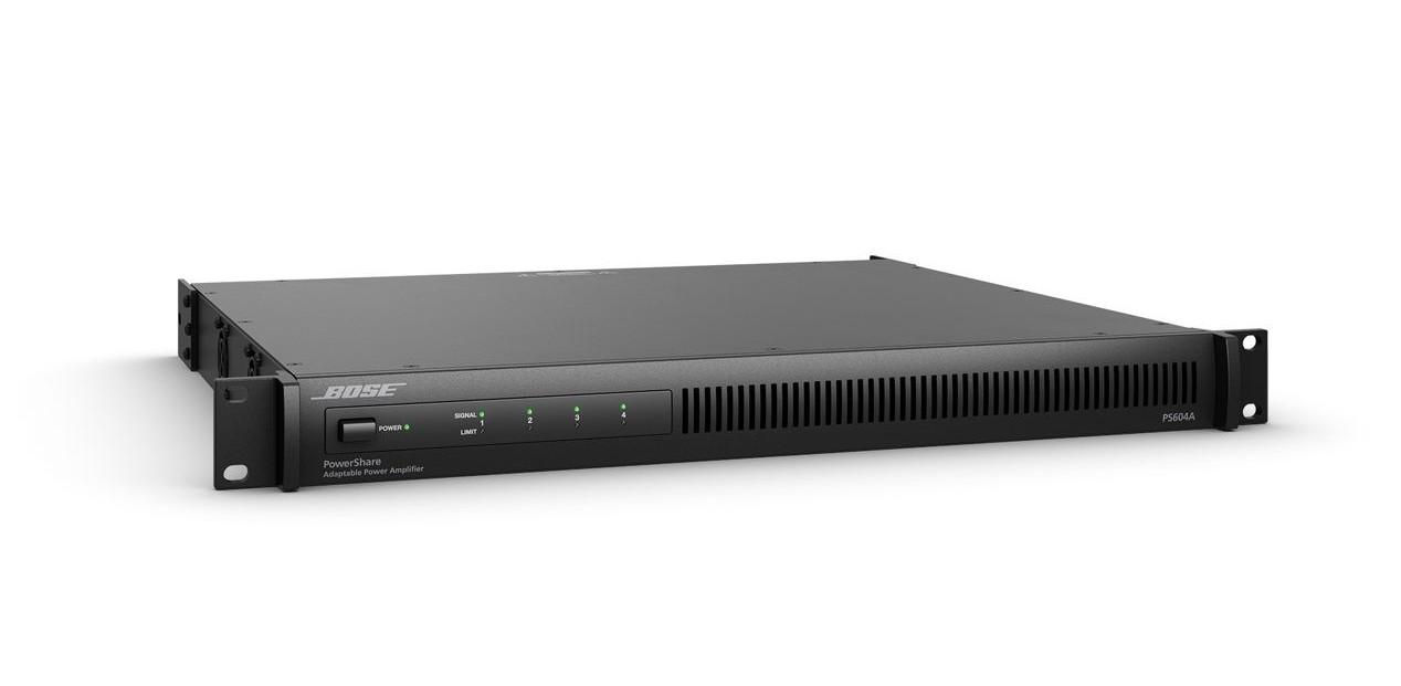 Bose Powershare PS604A Power Amplifier AU-240V 791324-5410 (240V)