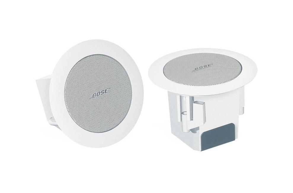 Bose 40149 Professional Freespace 3 Flush-Mount Loudspeaker Pair White 040149 (2pcs)