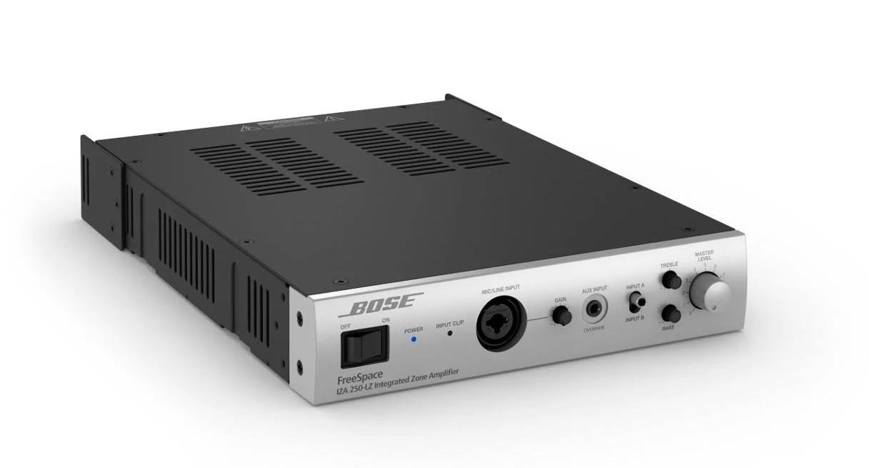 Bose Professional Freespace ZA250-LZ 190-HZ Power Amplifier 240V 344871-2410