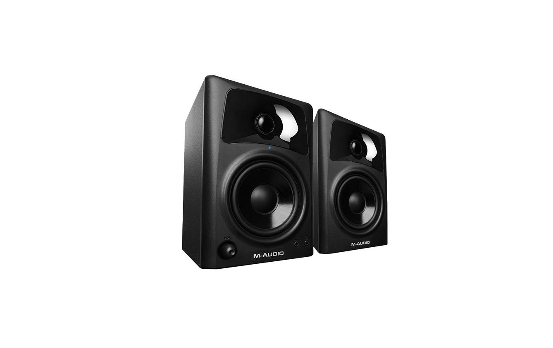 M-Audio AV42 Desktop Speakers For Professional Media Creation AV42XUS