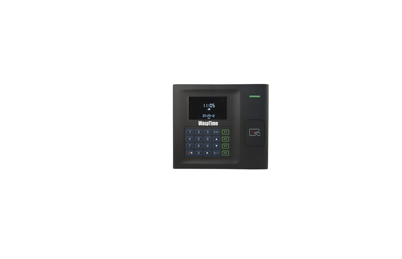 Wasp Barcode Wasptime 633808551421 HD300 Hid Time Clock