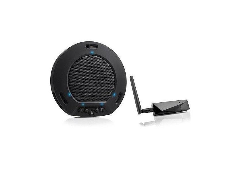 Huddlecamhd Air Wireless USB SpeakerPhone Black HP-AIR-BK