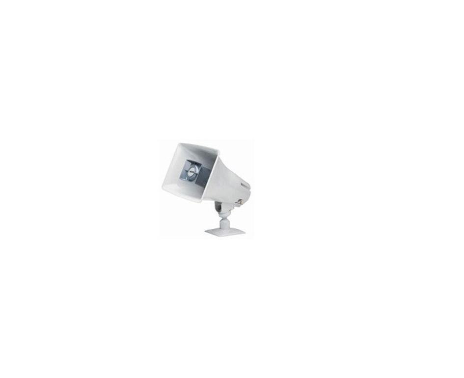 Valcom V-9830-W One-Way Indoor Outdoor Horn White