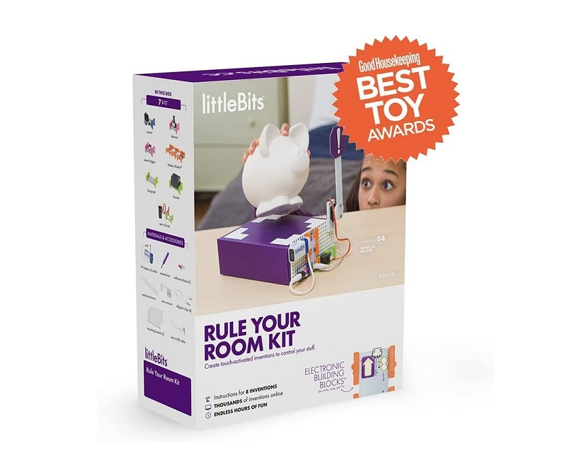 Littlebits Rule Your Room Kit Toys 680-0009-03A01